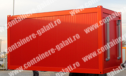 container dormitor second hand Vrancea
